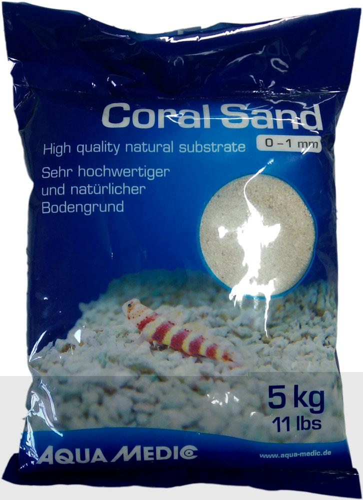 Korallensand bzw. Korallenbruch