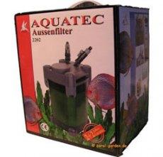 Außen-Filter für das Aquarium Außenfilter
