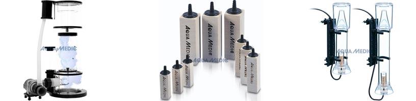 Abschäumer aCone, EVO, Midiflotor, Miniflotor & Turboflotor, sowie Ersatzteile. Aqua-Medic
