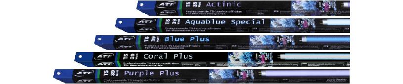 ATI T5 Leuchtmittel ATI T5 Röhren