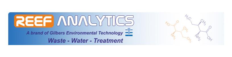 Wassertests v. Gilbers Umwelttechnik Gilbers Umwelttechnik / Reef-Analytics