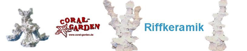 Die Alternative zu Naturentnahmen Riffkeramik
