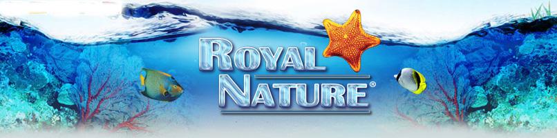 Royal Nature Meersalz verschiedene Größen. Royal Nature