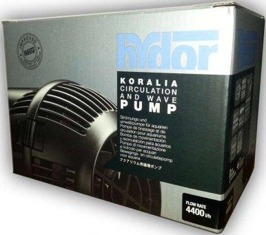 Hydor Koralia Evolution 4400 Strömungspumpe