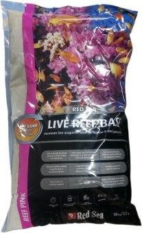 Red Sea Reef Base Live Sand 10 kg 0,5-1,5mm