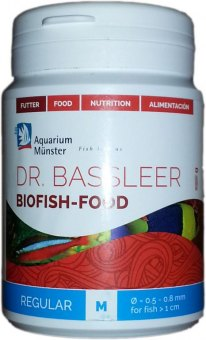 Dr. Bassleer Biofish Food regular 600g M