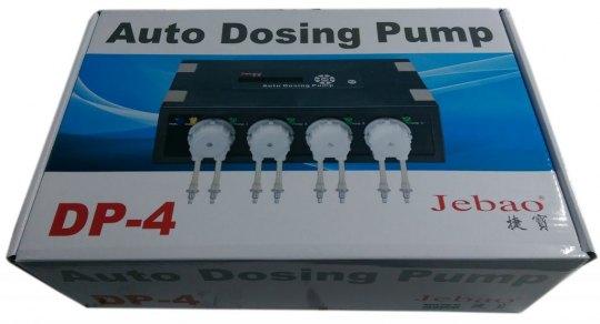 Jecod Dosierpumpe DP-4 kleines Komplett-Set