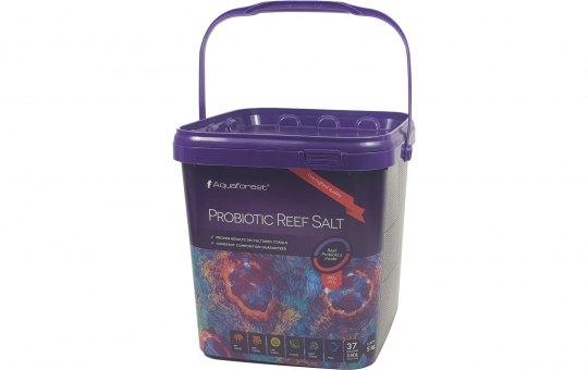 Aquaforest Probiotic Reef Salt Meersalz 5 kg Eimer