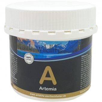 Wildlife Black Line Artemia gefriergetrocknet FD 250 ml / 70 g