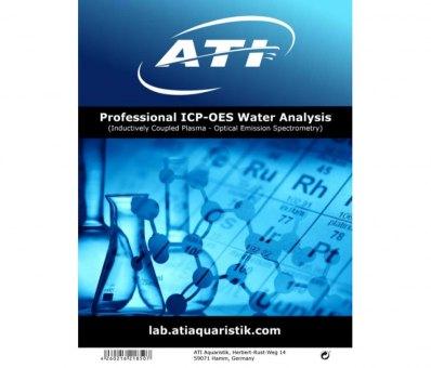ATI ICP-OES professionelle Wasseranalyse für Meerwasser