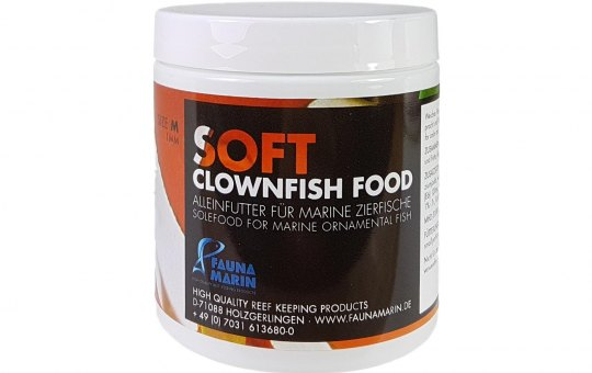 Fauna-Marin Soft Clownfish Food 250 ml