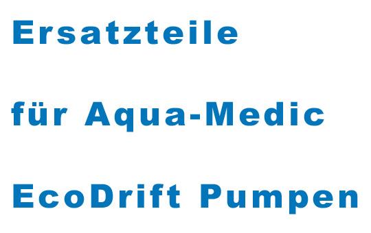 Ersatzteile Eco Drift Pumpen Pumpenhalter kpl. EcoDrift 8.0/8.1