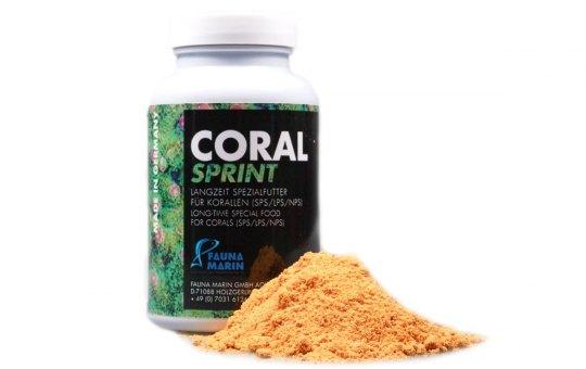 Fauna Marin Coral Sprint Spezialfutter für Korallen 175 g (250 ml)