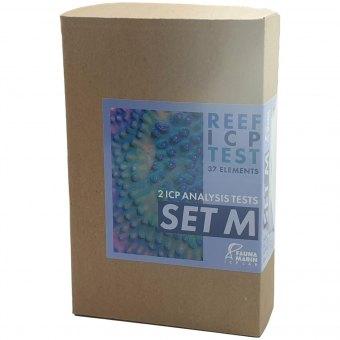 Fauna Marin Reef ICP Test Set M | 2 ICP Analysen