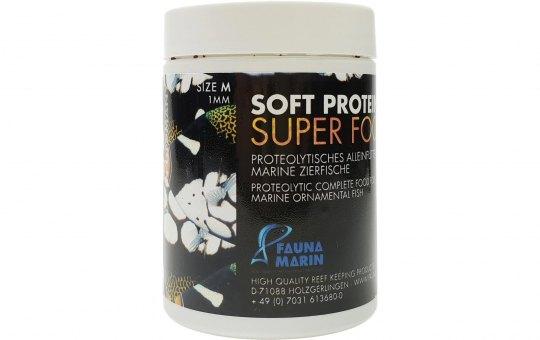 Fauna Marin Soft Protein Super Food 60 g / 100 ml 60g/100 ml M 1,0 mm