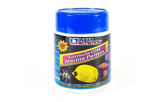 Ocean Nutrition Pellet Formula One small 400 g