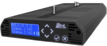 GHL LED-Leuchte Mitras LX 6000 Schwarz