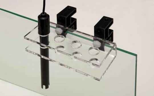 GroTech Sondenhalter 4-fach für 12 mm Durchmesser