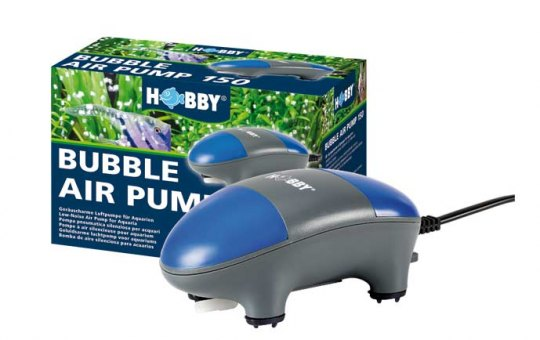 Hobby Bubble Air Aquarium Luftpumpe