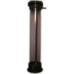 Leersäule für Harz, Kohle etc. Gr. III 10 Liter