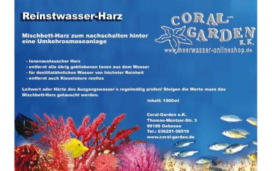 Reinstwasser Harz Mischbettharz 1000 ml / 680 g