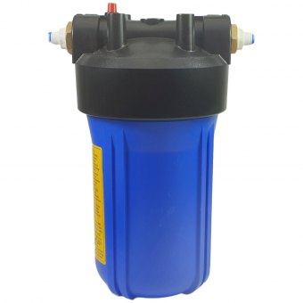 Mischbettharz-Filter / Leerfilter 10 Zoll