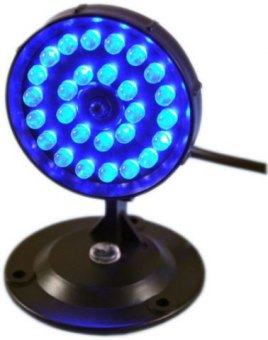 27x Mini-LED MOON - Mondlicht blau