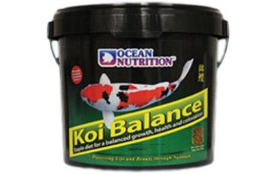 Ocean Nutrition Koi Balance 3 mm: Für gesunde und agile Koi-Karpfen 5 kg Eimer