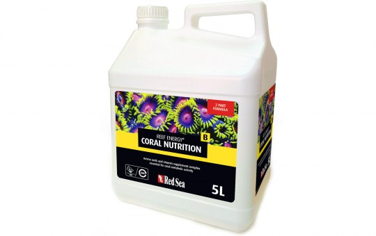 Red Sea Reef Energy B Coral Nutrition verschiedene Größen 5000 ml