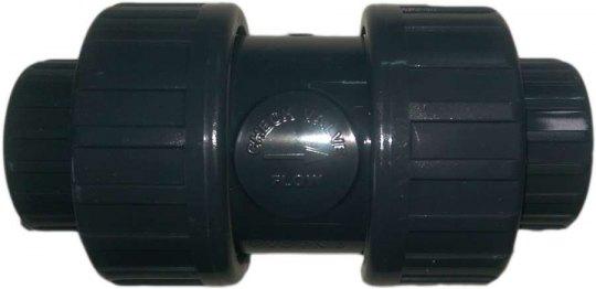 PVC Rückschlagventil d 32 mm