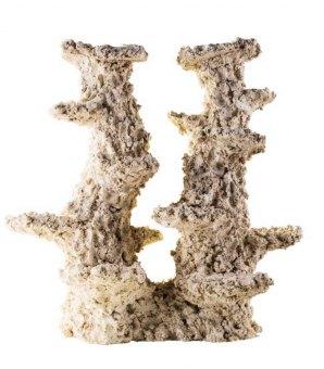 ARKA Riffkeramik Säule (2 Äste) 40 cm hoch
