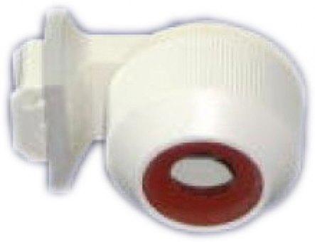 T5 Fassungen IP 67 Spritzwasser geschützt Stanzloch einzeln