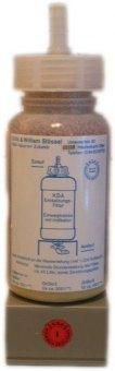 Mischbettharz Vollentsalzungsfilter Größe I 0,75 Liter