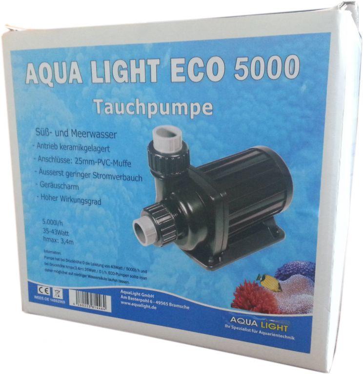 aqualight eco tauchpumpe in aqua light. Black Bedroom Furniture Sets. Home Design Ideas