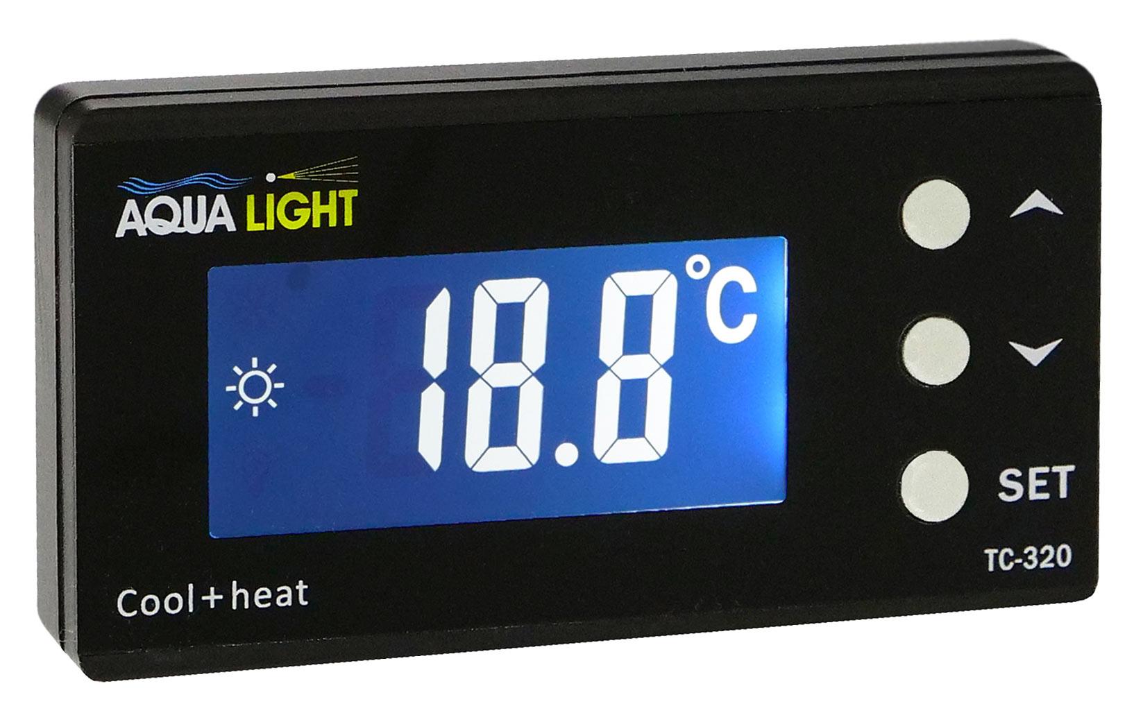 Aqua Light Temperatur Controller Für Aquarien In Heizung