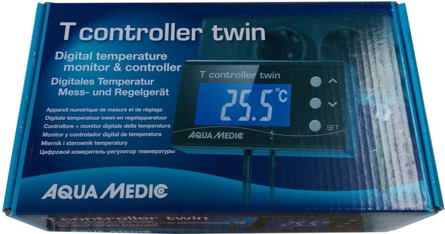 Aqua-Medic Temperaturcontroller T controller twin