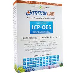 Triton ICP-OES Wasseranalyse & Wassertest