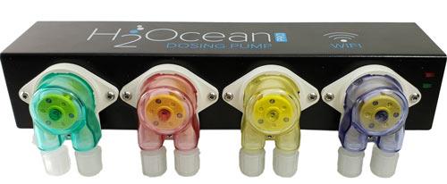 Bild H2Ocean 4-Kanal Dosierpumpe Pro Version