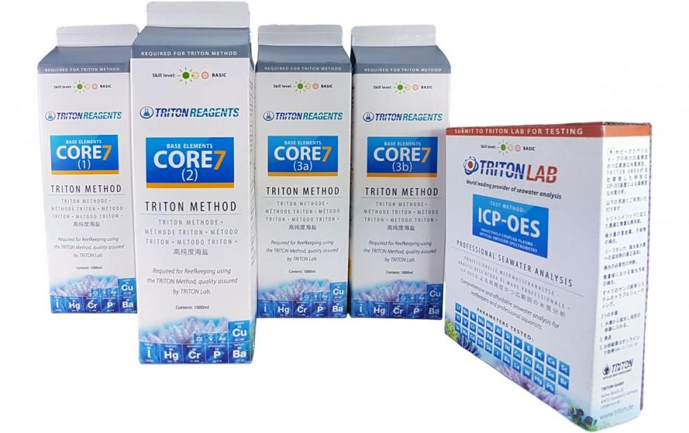 Bild Triton Bundle bestehend aus Core7 Base Elements und ICP-OES Wasseranalyse